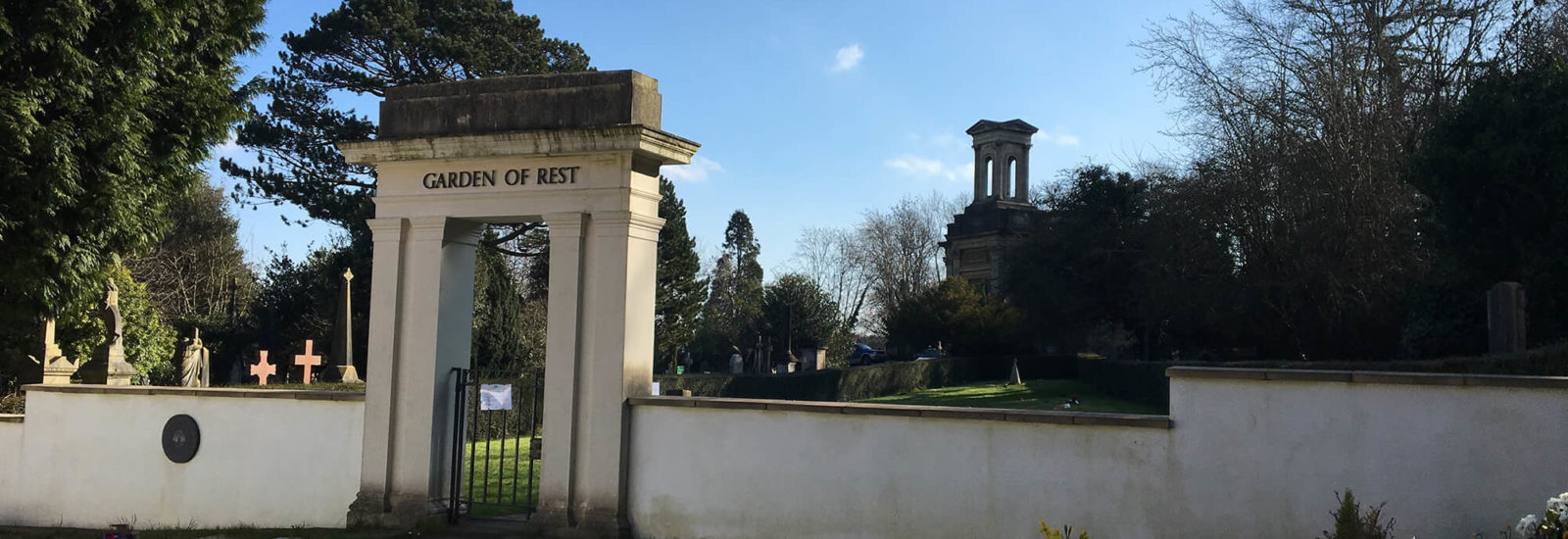 Image of Arnos Vale Cemetery