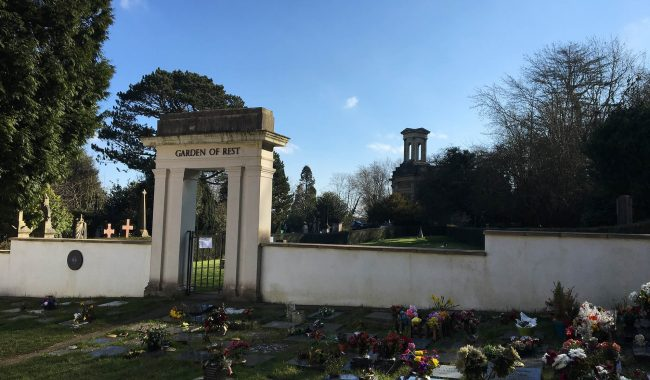 Image of Arnos Vale Cemetery