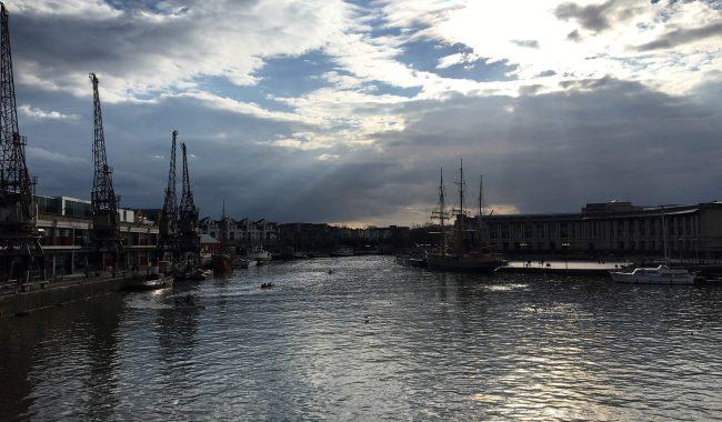 Image of Bristol Harbour