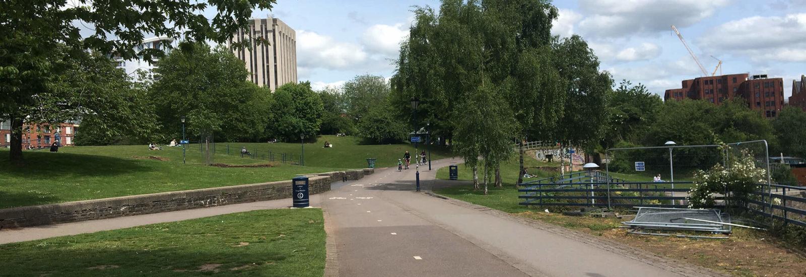Image of Castle Park
