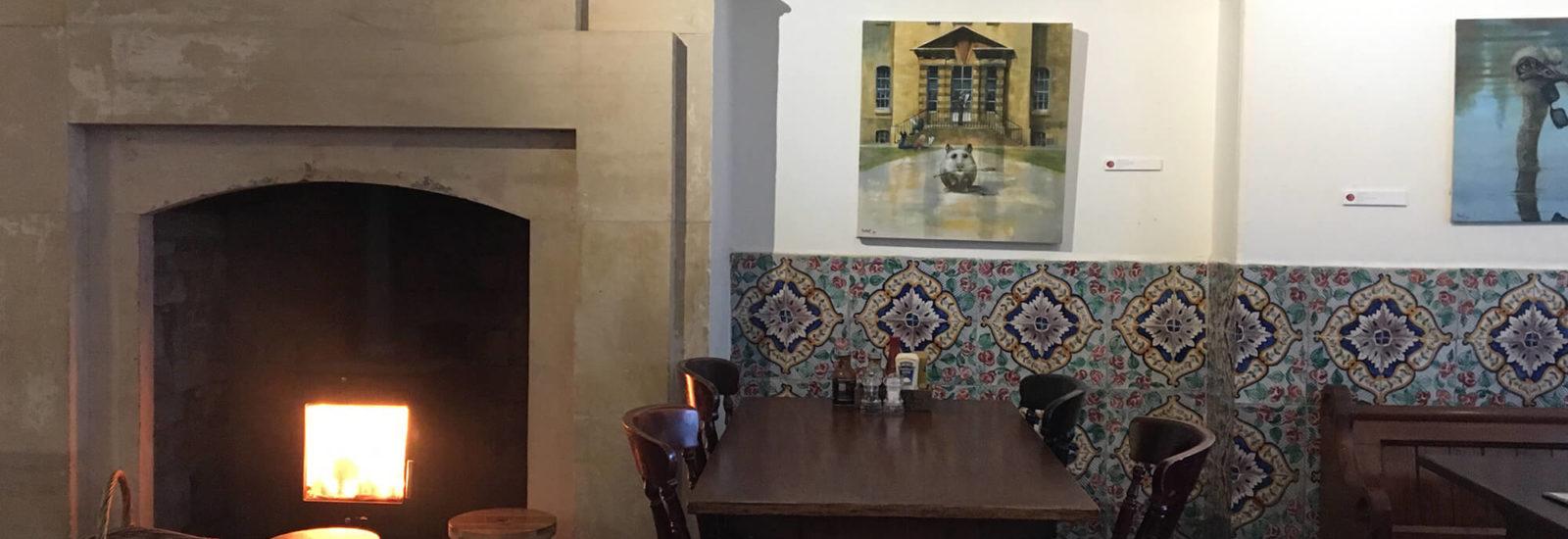Image of Kings Weston House Café