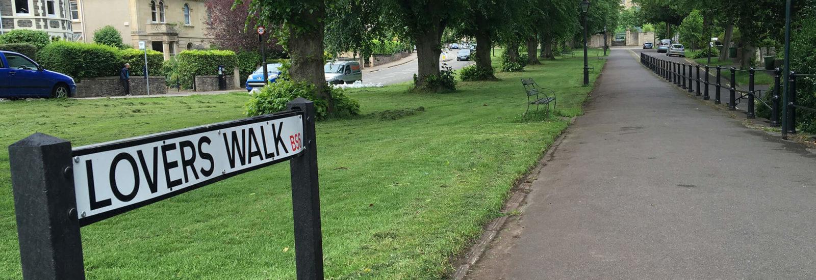 Image of Cotham Gardens & Lovers Walk