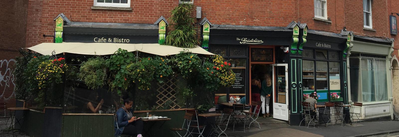 Image of The Bristolian Café