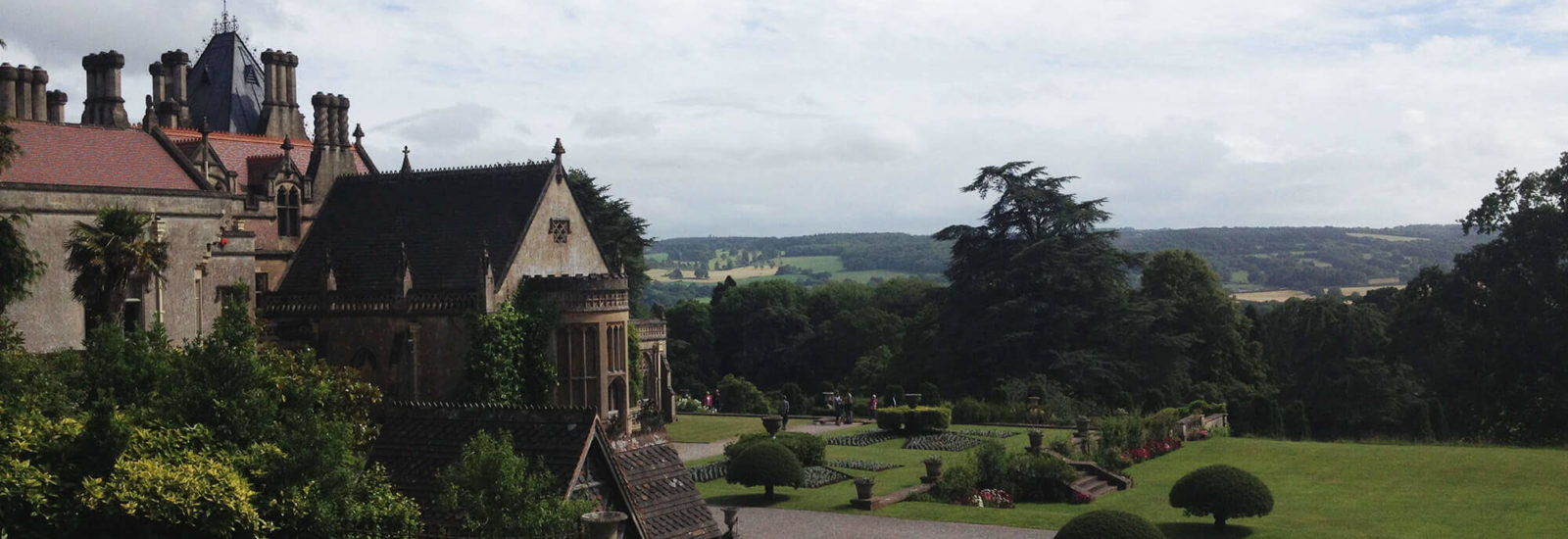 Image of National Trust Tyntesfield