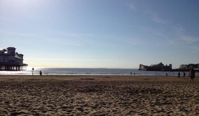 Image of Weston-Super-Mare Beach