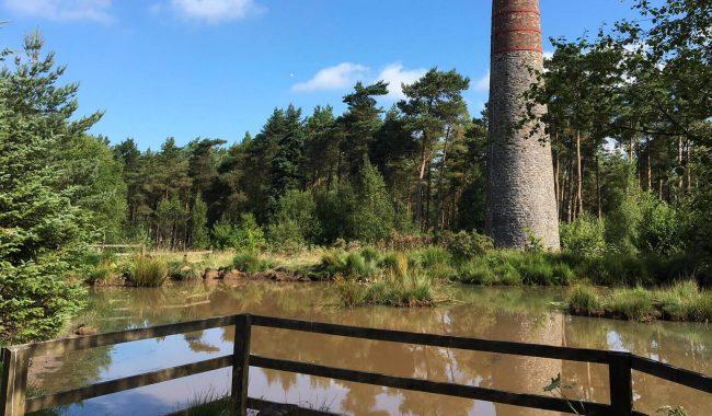 Image of East Harptree Wood & Smitham Chimney