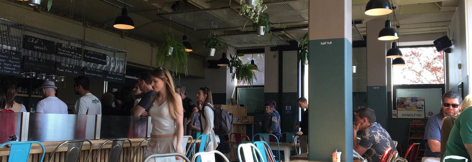 Image of Arnolfini Cafe Bar