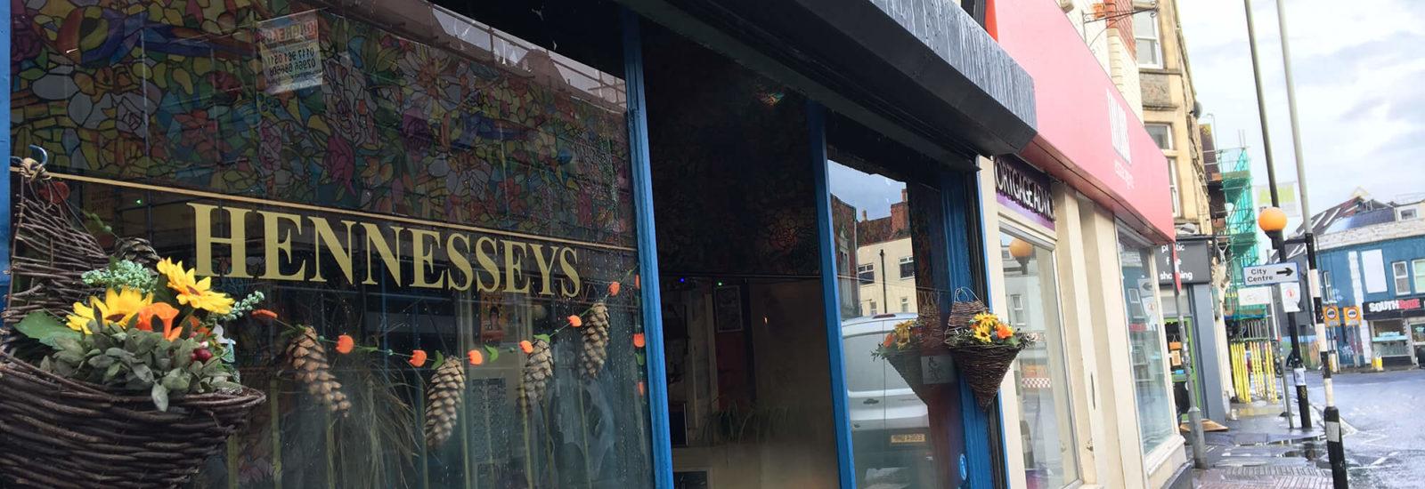 Image of Hennesseys