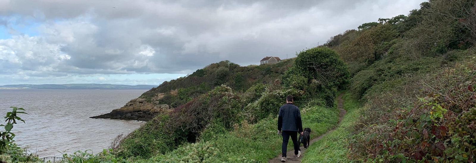 Image of Clevedon Lovers' Walk & Layde Bay