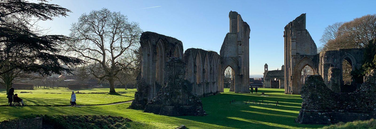 Image of Glastonbury Abbey