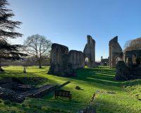 Image for Glastonbury Abbey