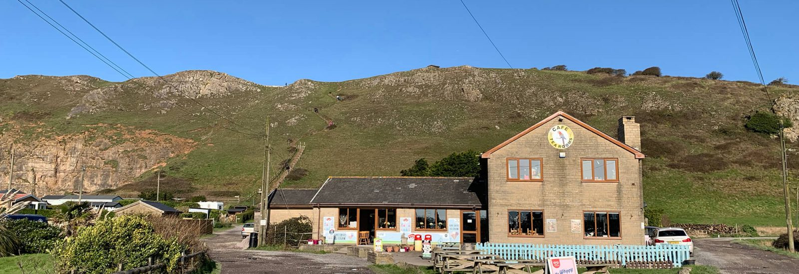 Image of Brean Down Cafe