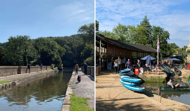 Image of Dundas Aqueduct & The Angelfish Cafe