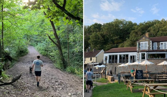 Image of Avon Valley Woodlands & Chequers Inn