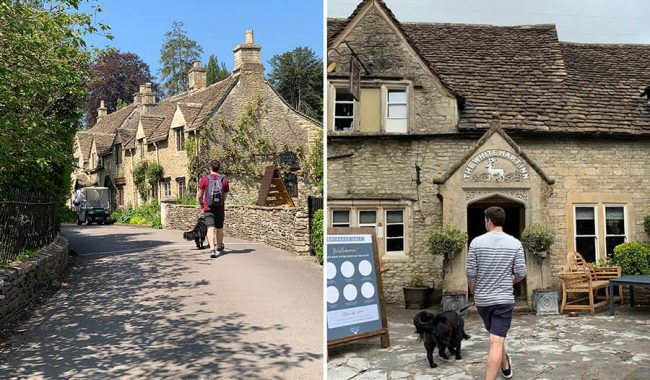 Image of Castle Combe Circular & The White Hart