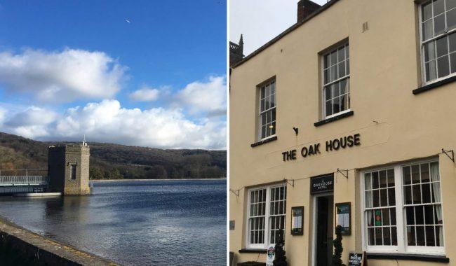 Image of Cheddar Reservoir & The Oakhouse Hotel
