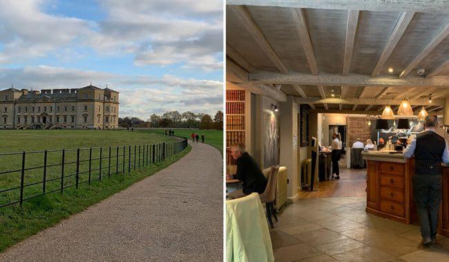 Image of National Trust Croome & The Jockey Inn