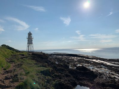 Image of Portishead Lighthouse to Lighthouse