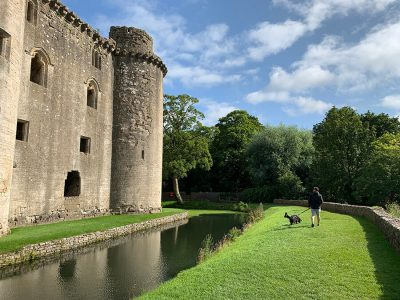 Image of Nunney Castle Circular